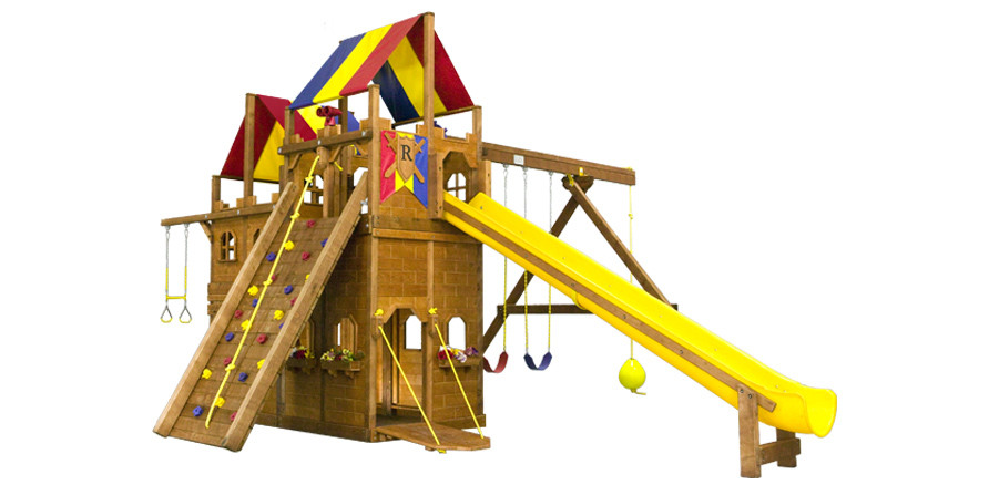 Королевская серия Саншайн Клубхаус II (Imaginary Play Sunshine Clubhouse RYB)