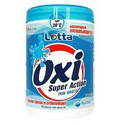 Пятновыводитель д/белого белья LOTTA OXI 750г