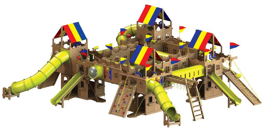 Крепость Тент (The Fortress RYB)