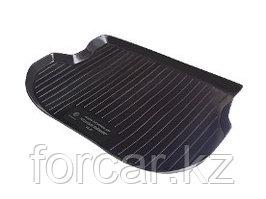 Коврик в багажник Mitsubishi Outlander (03-07) (полимерный) L.Locker