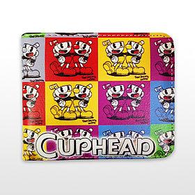 Кошелек Cuphead - Капхед