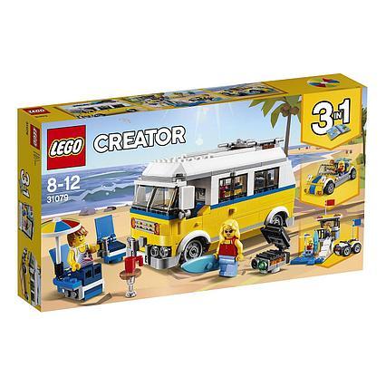 Конструктор LEGO Фургон сёрферов Creator