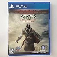 Assassin's Creed Эцио Аудиторе Коллекция PS4, фото 1