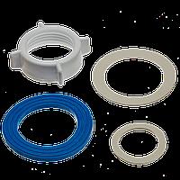"""PK-1 Ремонтный комплект к сифонам с малым корпусом и гофрированным сифонам 1 1/4"""" для умывальников"""