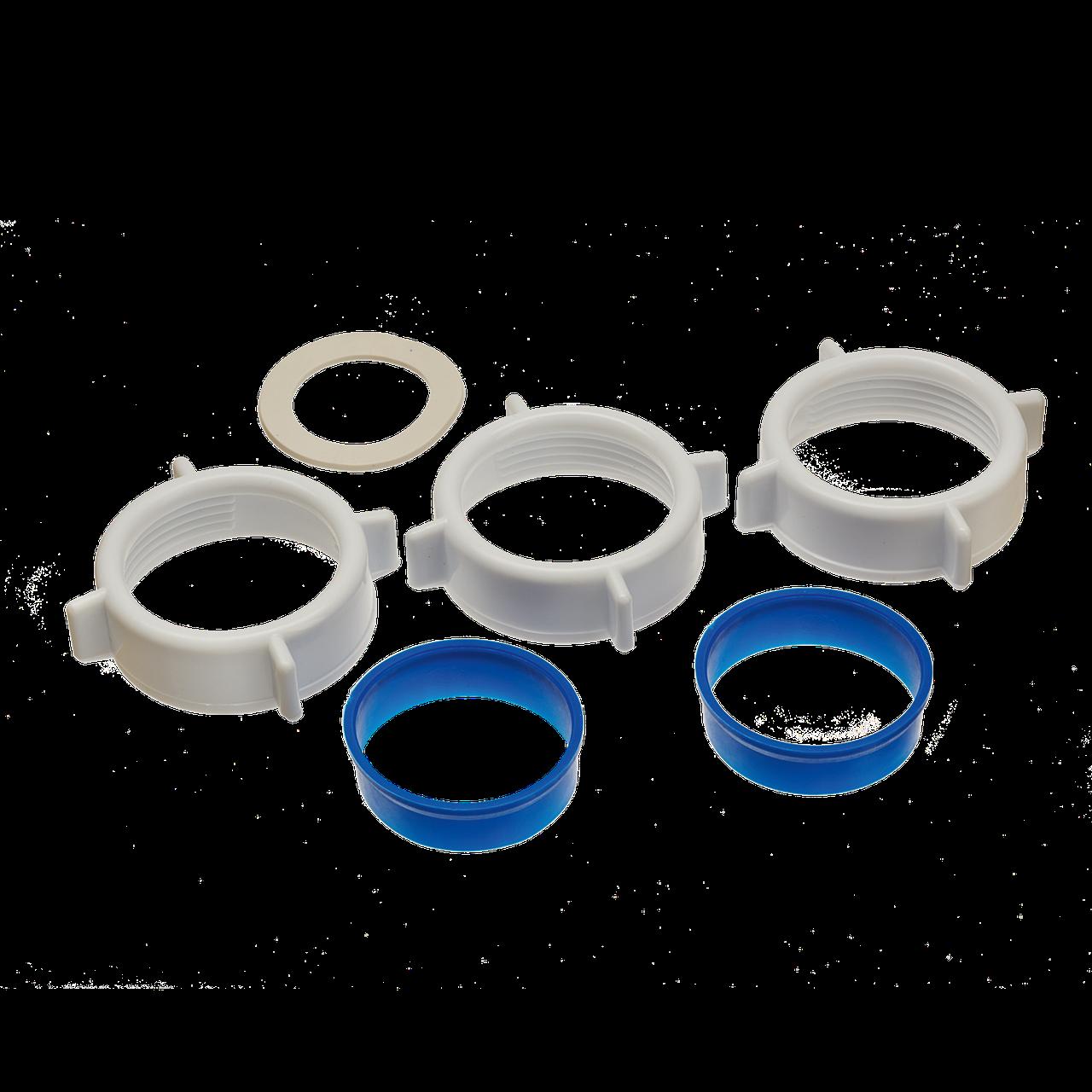 PK-7 Ремонтный комплект сифонов для ванн и душевых поддонов.