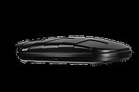Автобокс NOBU CROSS 380 л. черный матовый, фото 1