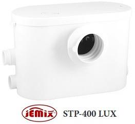 Туалетный насос измельчитель Jemix STP-400 lux,