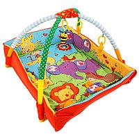 Развивающий коврик Pituso Зоопарк