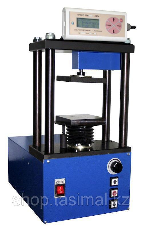 Пресс ПМР-5МГ4 - механический ручной 5 кН