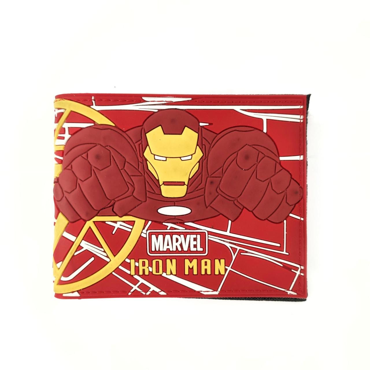 """Кошелек """"Железный человек"""" Iron Man"""