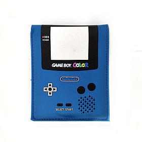 Кошелек GameBoy синий