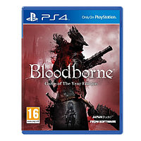 Bloodborne Game Of The Year Edition PS4, фото 1