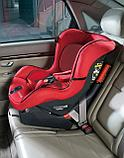 Автокресло Peg-Perego Viaggio 1 Duo-Fix K + Isofix Base 0+1 Rouge, фото 4