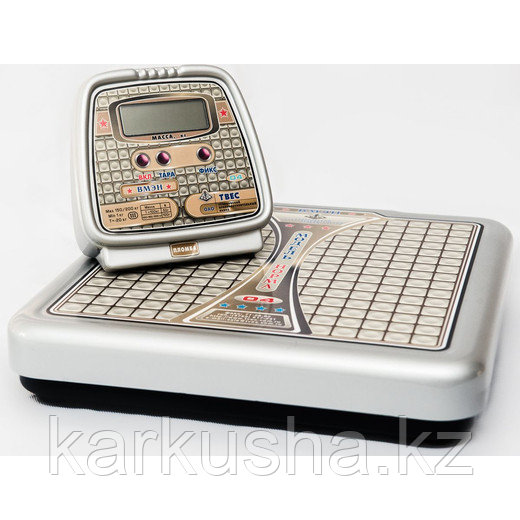 Весы напольные медицинские электронные ВМЭН-200кг-50/100-И-Д2-А