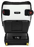 Автокресло Peg-Perego Viaggio FF 105 с базой Isofix I-size цвет Ebony, фото 2