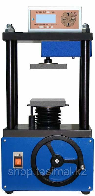 Пресс ПМЭ-1МГ4 - электрический 1 кН