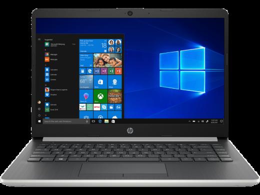 Ноутбук HP  14-dk0003ur 14