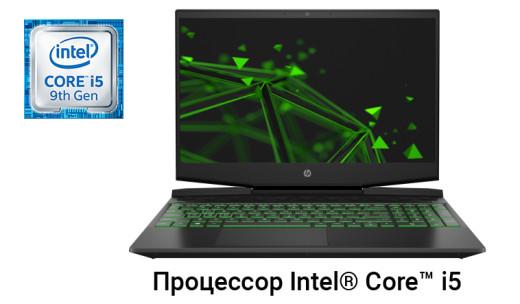Ноутбук HP Pavilion Gaming 15-dk0029ur 15.6
