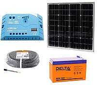 Солнечная система для электропастуха, фото 1