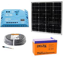 Солнечная система для электропастуха