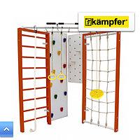 Шведская стенка Kampfer Fantastic ( цвет:Вишнёвый)