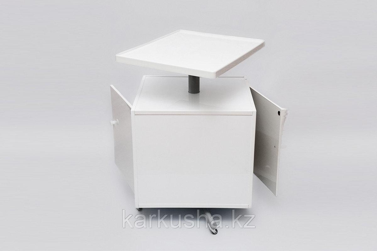Стол процедурный с поворотной тумбой СПп-03