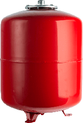 STH-0006-000100 Stout расширительный бак на отопление 100л (красный)
