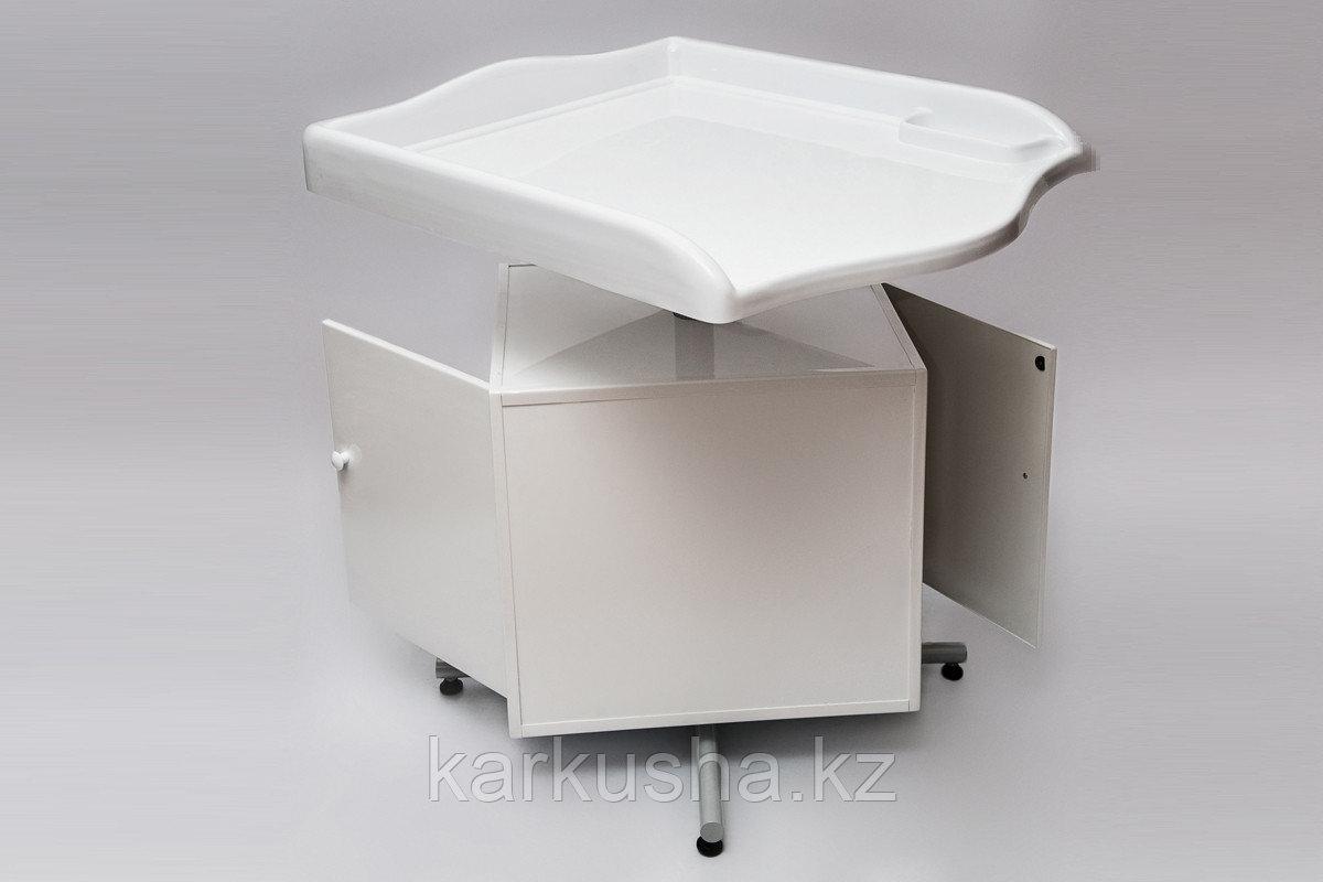 Стол пеленальный с поворотной тумбой СП-03