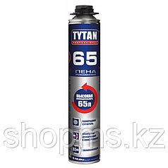 Монтажная пена для пистолета TYTAN Professional 65 О2