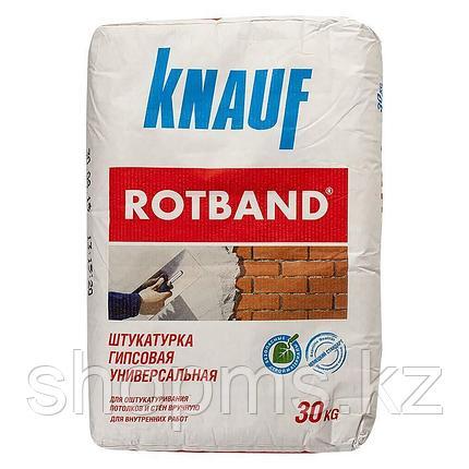 KNAUF Штукатурка Ротбанд/30 кг**, фото 2