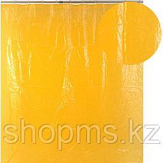 Штора для ванной 3D-140 (ромбы.рыжая) 1,8*1,8