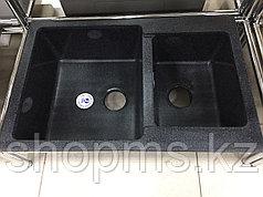 Мойка мраморная S 780 K (Черный) GF