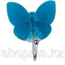 Крючок присоска Бабочка 94-002 синий АкваЛиния