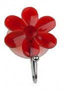Крючок присоска Ромашка 94-006 красный АкваЛиния