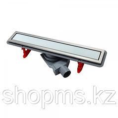 Душевой лоток Pestan Confluo Premium White Glass Line 650 13000283