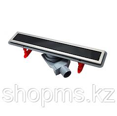 Душевой лоток Pestan Confluo Premium Black Glass Line 300 13000290