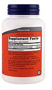Now Foods, ГАМК, 750 мг, 100 растительных капсул, фото 3