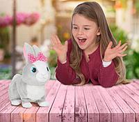 Кролик Betsy Puffy Club Petz интерактивный, фото 1