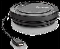 Проводной USB спикерфон Poly Plantronics Calisto 3200, Microsoft Teams, USB-C (214182-01)