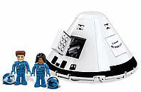 Конструктор Пилотируемый транспортный космический корабль Cobi CST-100 STARLINER, 227 дет.