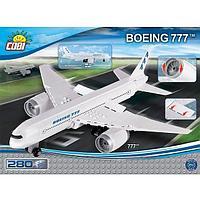 Конструктор Cobi Самолет BOENG-777 280 дет.
