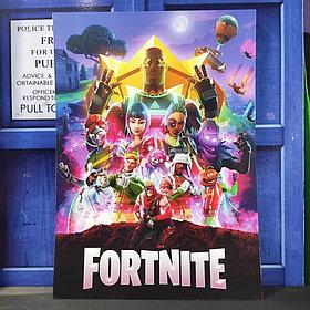 Постер Фортнайт - Fortnite
