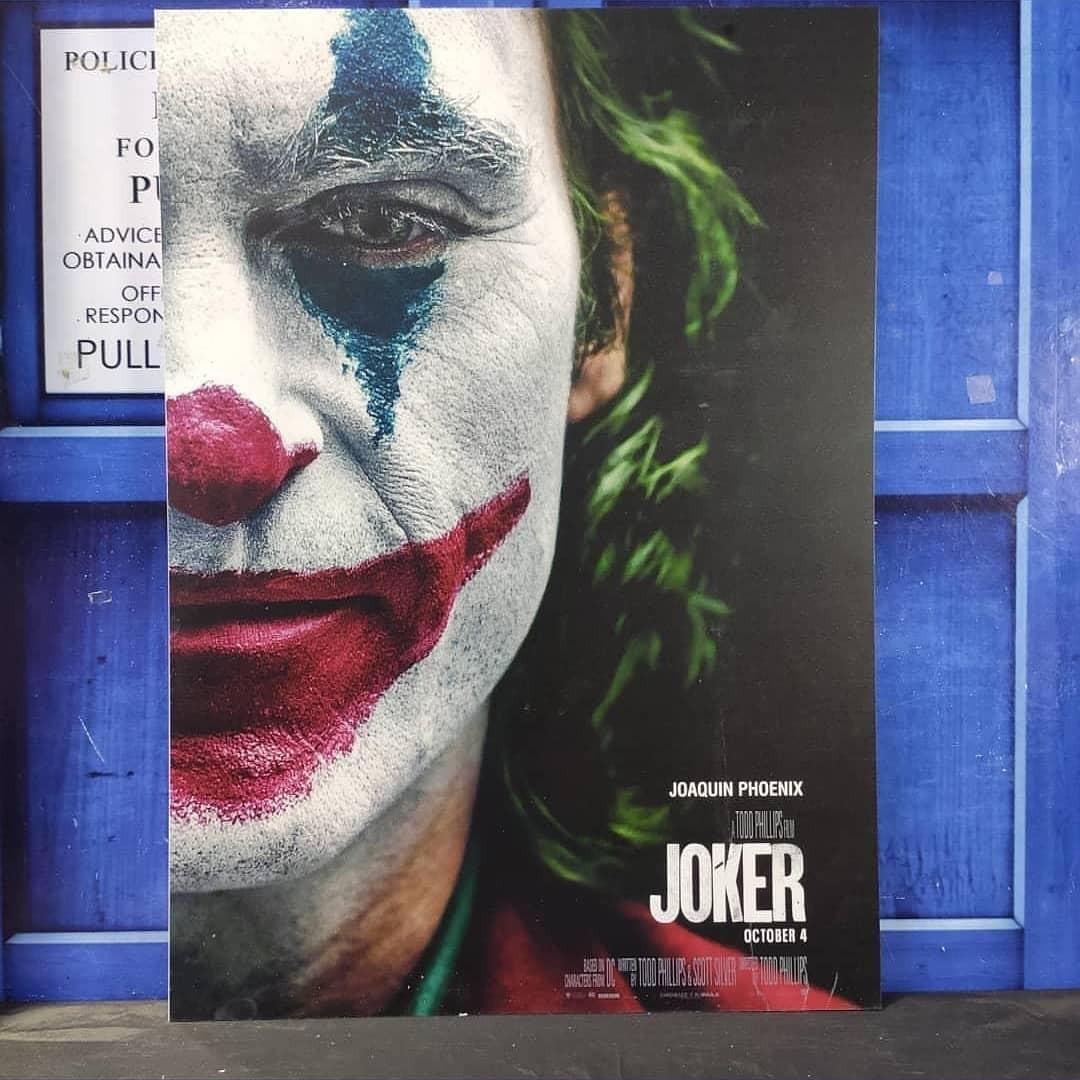 Постер Джокер - Joker