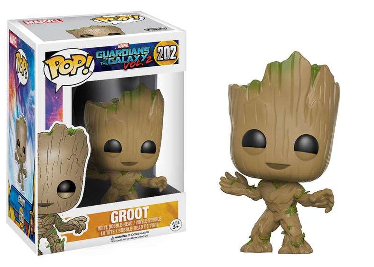 Funko pop Groot - Грут 202