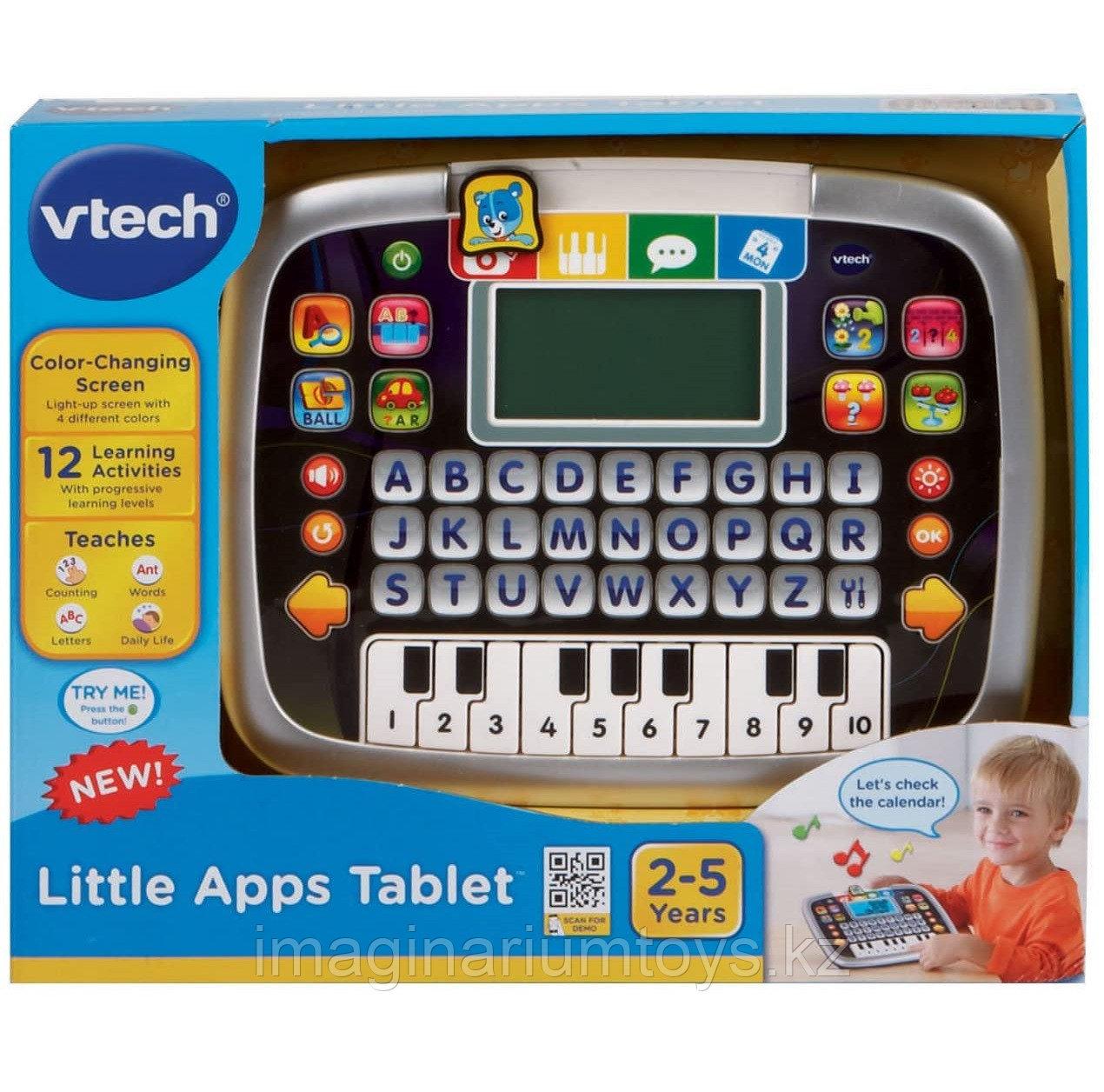 Обучающий игровой планшет VTech