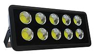 LED прожектор ARENA IP65 MEGALIGHT 500, 845x380x130, 45000