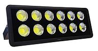 LED прожектор ARENA IP65 MEGALIGHT 600, 985x380x130, 54000