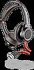 Проводная гарнитура Poly Plantronics Blackwire 7225, USB-A, Black (211144-01)