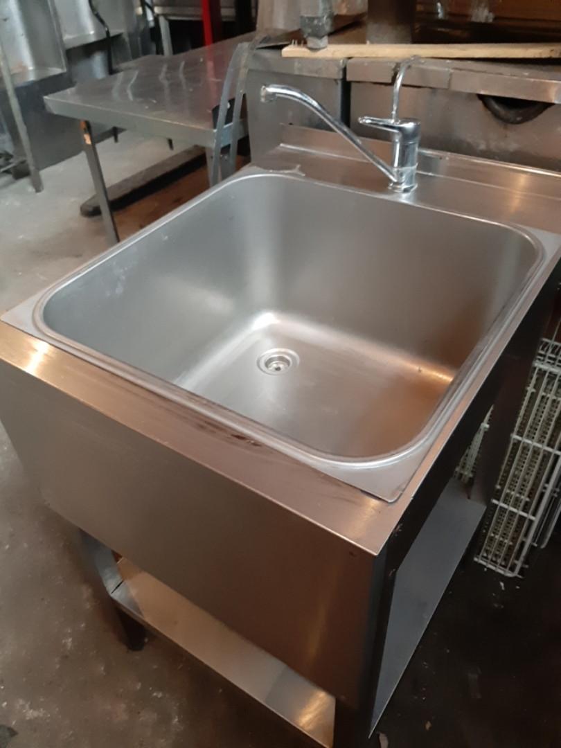 Ванна моечная 1-секц ВМП-7-1-5 РН б/у