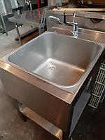 Ванна моечная 1-секц ВМП-7-1-5 РН б/у, фото 1